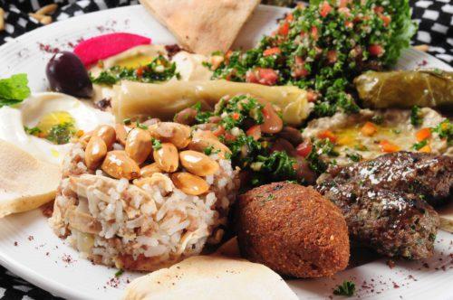 Omar Masoud syrisches Catering