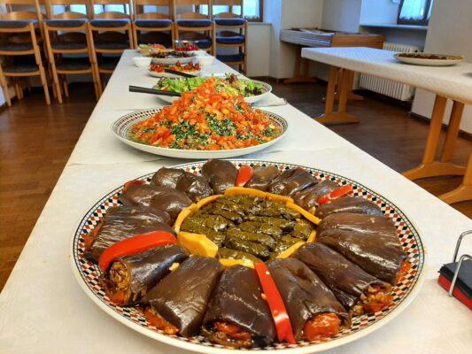Referenzen - Catering in Freiburg - Partyservice - Hochzeit