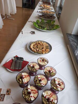 Freiburg Catering Masoud Referenzen - Catering in Freiburg - Partyservice - Hochzeit